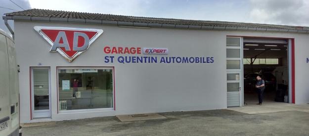 Garage Saint Quentin