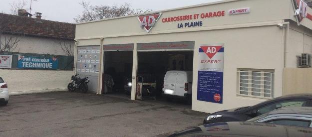 Garage Ad Ad Carrosserie De La Plaine Entretien Et Réparation Auto