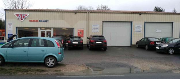 Garage Milly La Foret