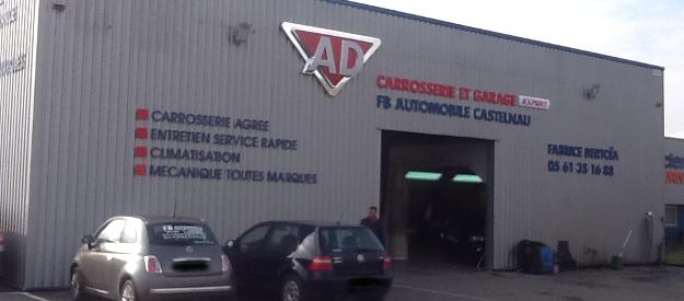 Fb Automobile Castelnau Ad Carrosserie Garage Expert Castelnau D Estretefonds