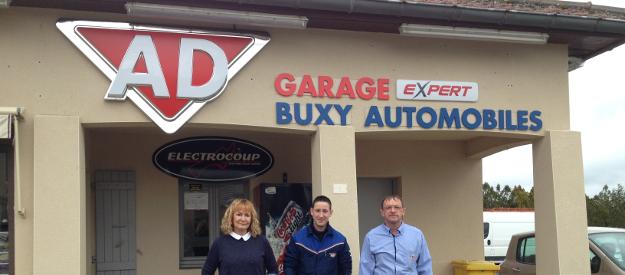 Garage Genieux Buxy