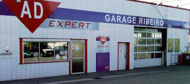 Garage Ribeiro Mandres
