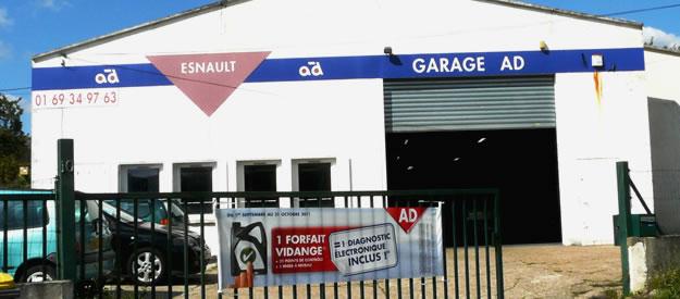 garage ad garage ad esnault entretien et r paration auto. Black Bedroom Furniture Sets. Home Design Ideas