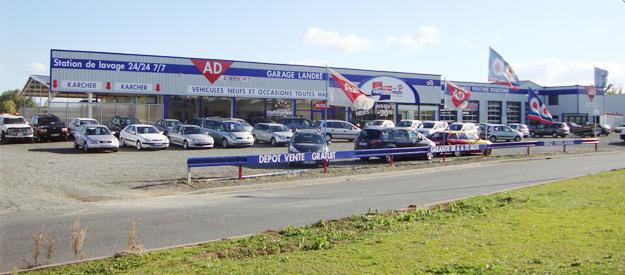 Garage Ad Garage Landre Entretien Et Reparation Auto