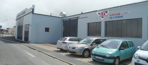 Garage St Hilaire De Riez