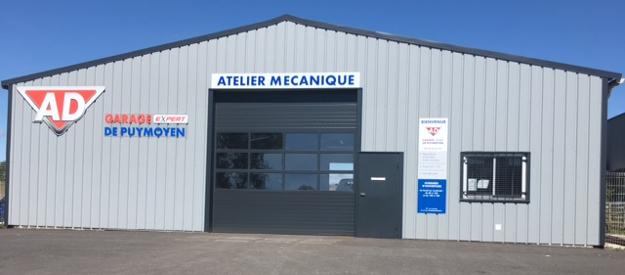 Garage Puymoyen
