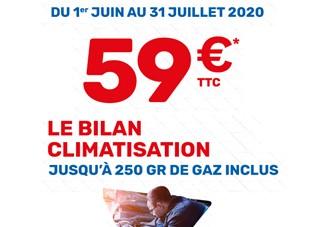 RÉVISION - RECHARGE CLIMATISATION