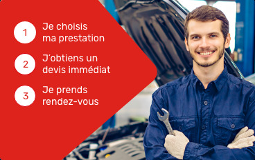 Devis réparation voiture